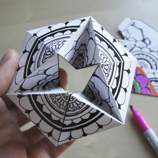 Hattifant's Paper Toys
