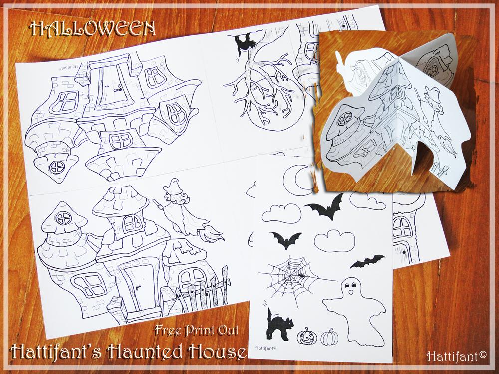 HauntedHousePrintOutSheets