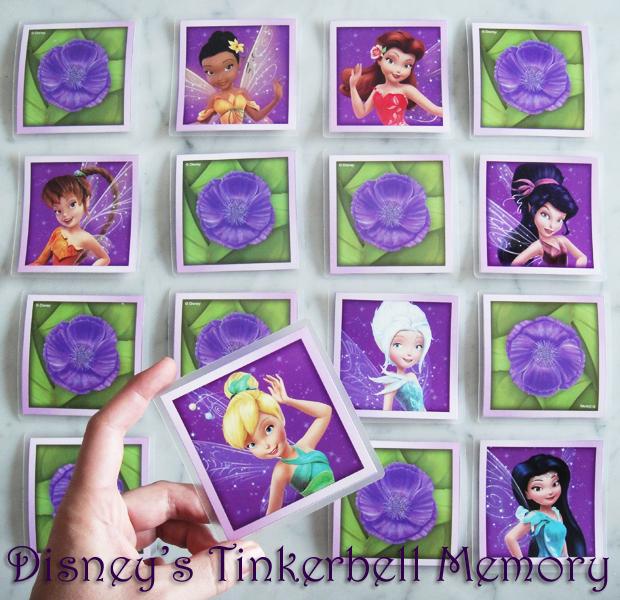 Disneys Tinkerbell Memory