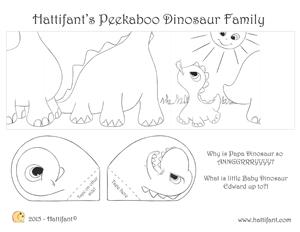PikaBoo DinosaurFamily USletter