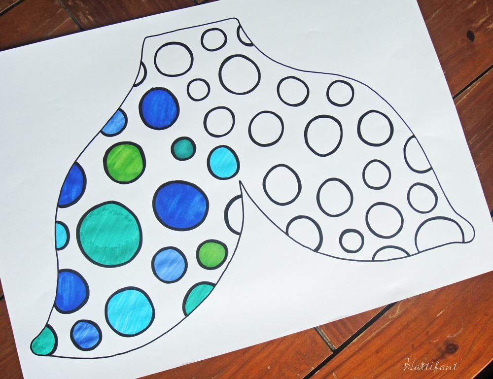 Hattifants Fancy Flippers_Dots
