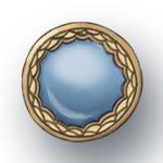 Hattifant Button Robins Egg Blue
