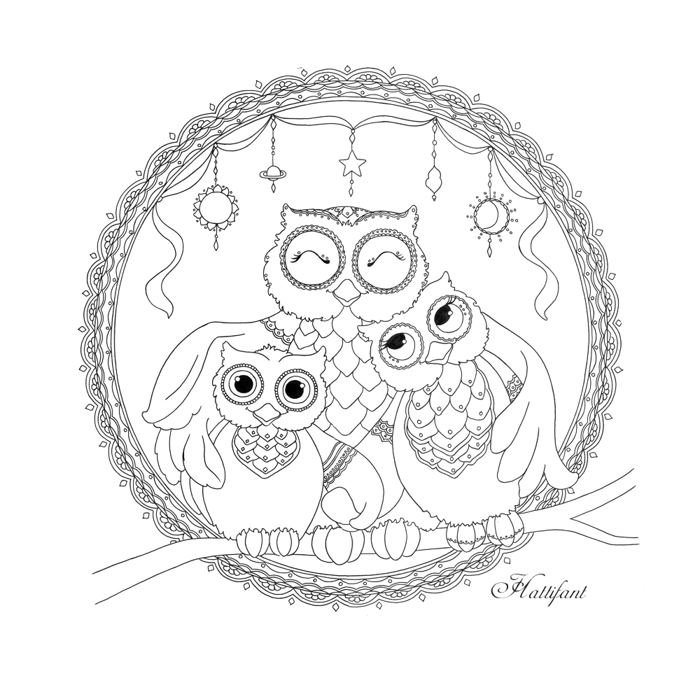 design originals coloring pages - photo #21