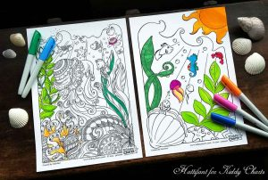 Hattifant-Coloring-Page-Ocean-kids-adults-kiddycharts