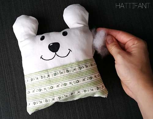 Hattifant sews stuffed animals the easy way Step 10