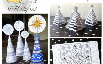 Hattifant Christmas Crafts Summary Roundup