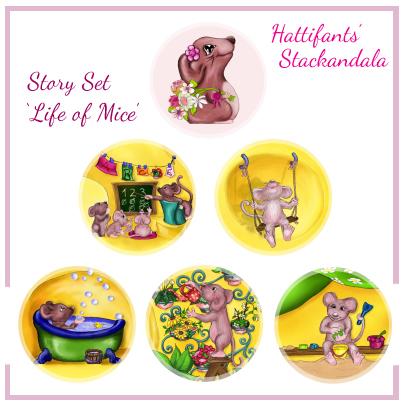 """Story Set """"Mice"""""""