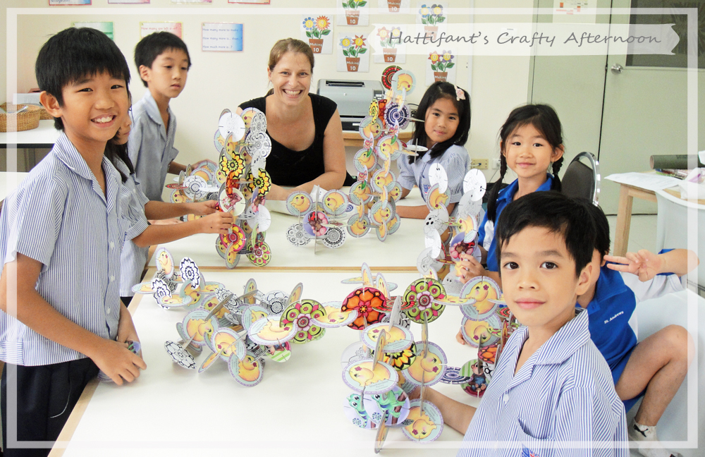 Check out the latest pics of Hattifant's Crafty Afternoon at St.Andrews International School in Sathorn, Bangkok