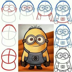 minion_howtodraw