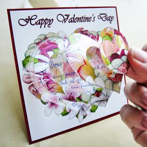 Swirling Hearts Hattifant