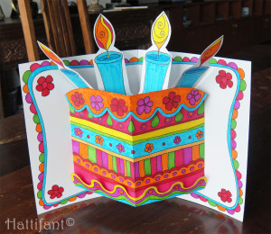 Hattifant review for robert sabudas birthday cake pop up card 140528popupcard bookmarktalkfo Gallery