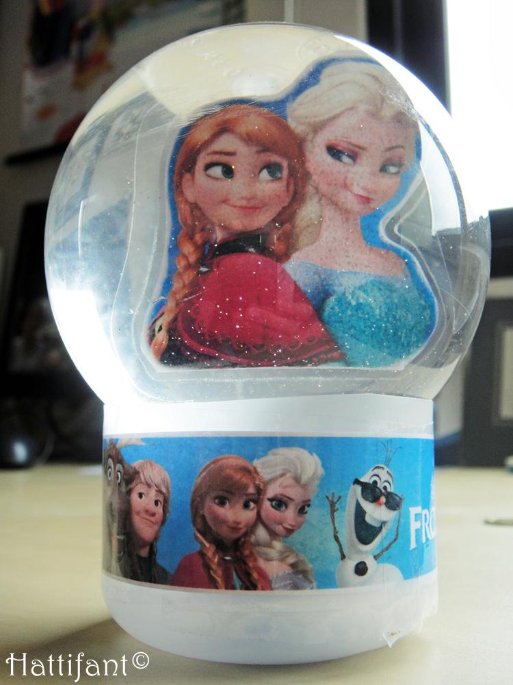 Hattifant's Glitter Globe