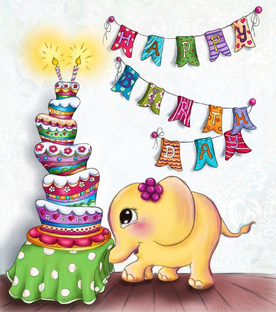 Hattifant's 2nd Birthday