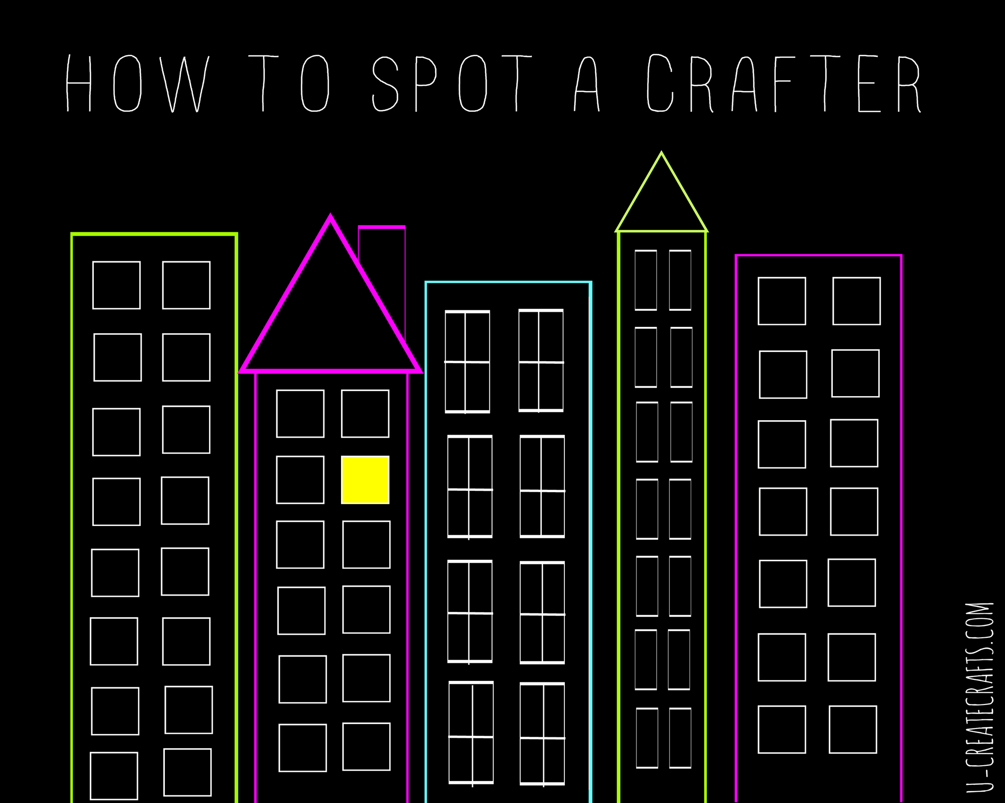 How To Spot a Crafter