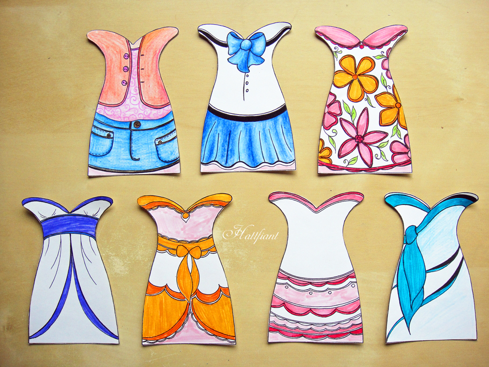 Hattifant's Mermaids - outfits tops