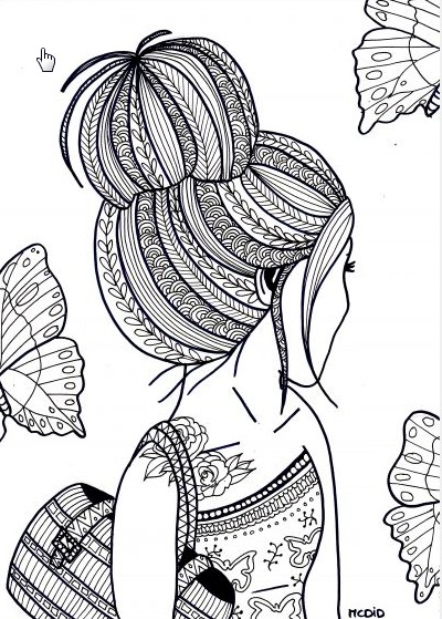 hattifant coloring pages - photo#14