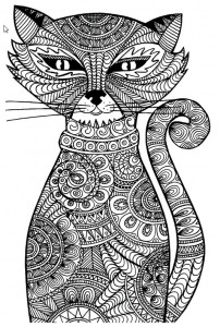 Hattifant 39 s favorite Grown Up Coloring Pages Hattifant