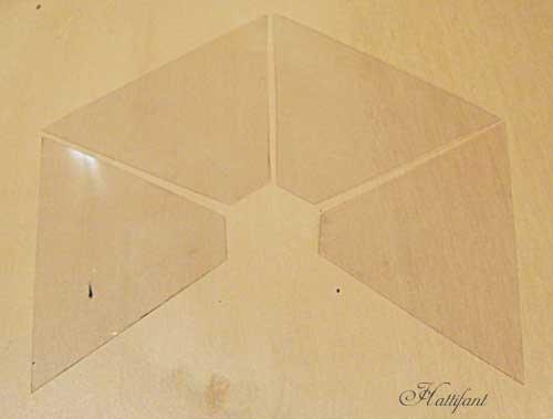 Hattifant - Hologram Projector DIY