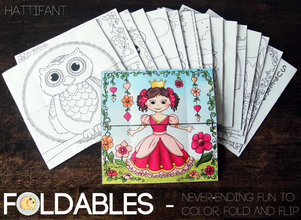 Foldables Paper Craft