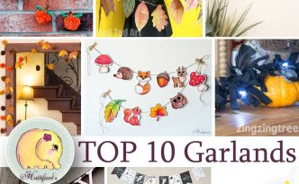 Hattifant Top 10 Garland list