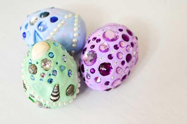 Hattifant's Favorite Clay Crafts Fantasy Dragon Eggs