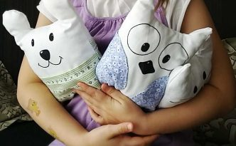 Hattifant sews stuffed animals the easy way