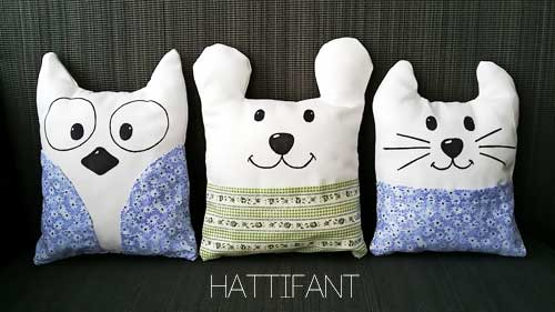 Hattifant sews stuffed animals the easy way Step final