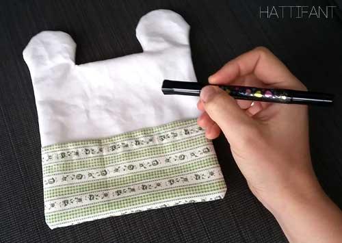 Hattifant sews stuffed animals the easy way Step 9