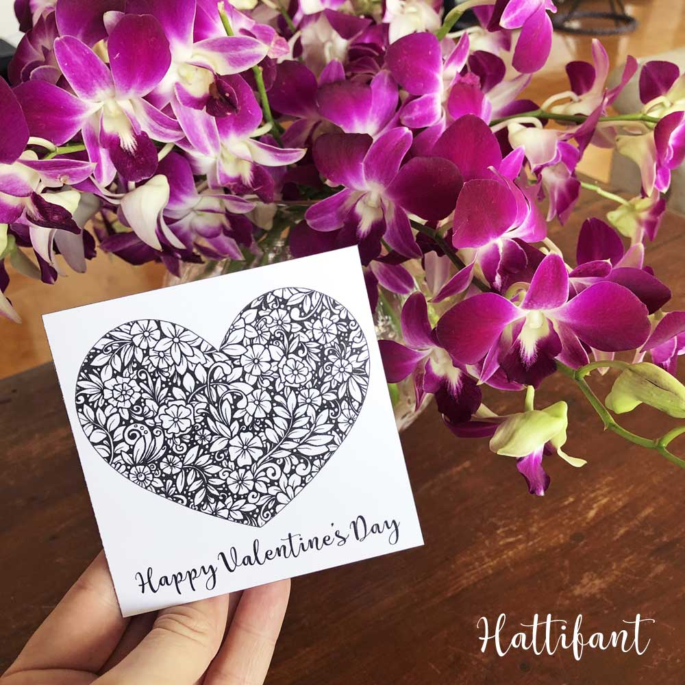 Hattifant's Valentine's Day Endless Card Bundle