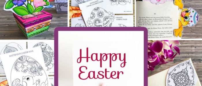 Hattifant's Easter Paper Craft Bundle 2019