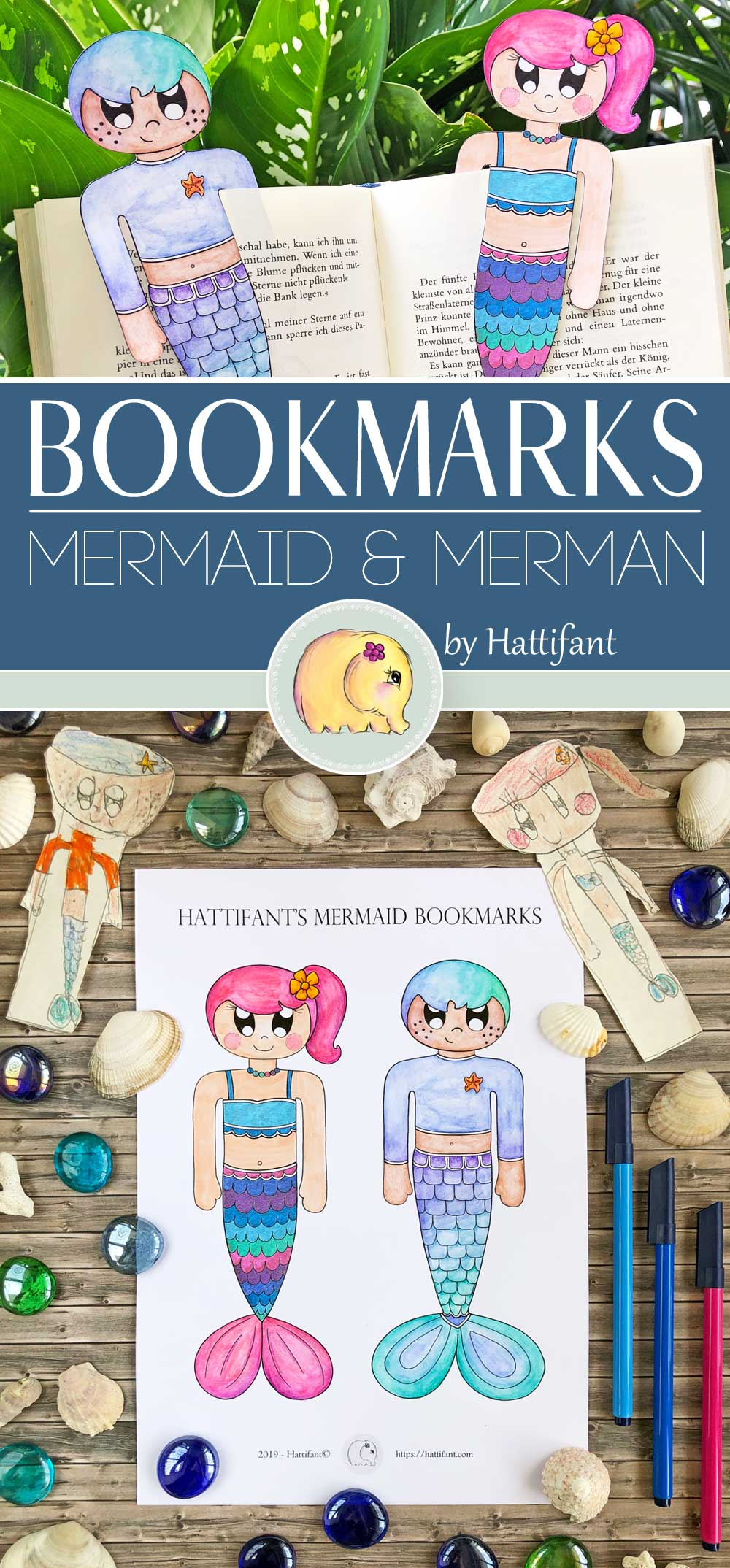 Mermaid Coloring Pages   2148x1000