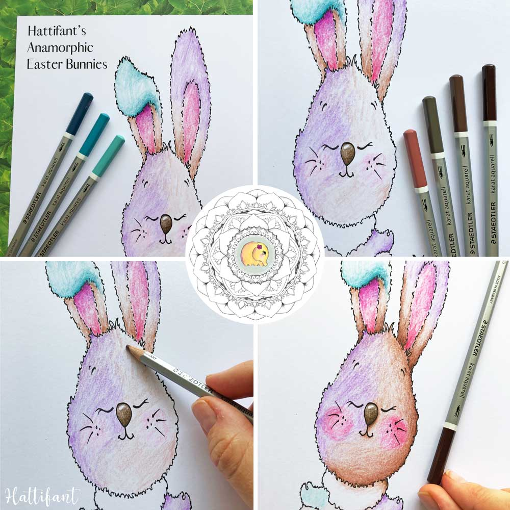 Easter Bunny Crafts for Kids : Ideas to make Bunnies with Easy ...   1000x1000